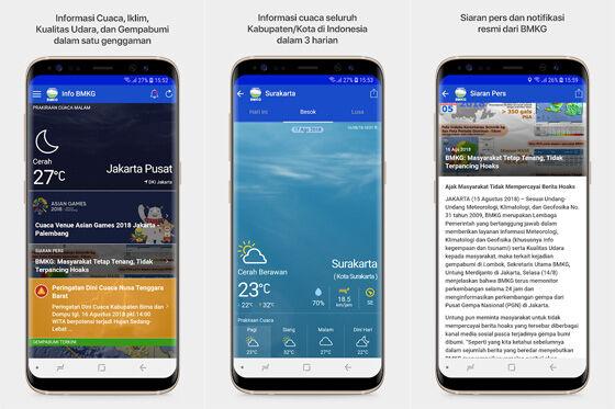 Aplikasi Pantau Banjir Info Bmkg 9898c