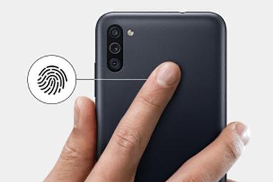Kelebihan Samsung M11 Fingerprint E4158