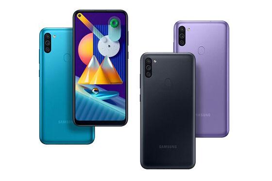 Spesifikasi Harga Samsung M11 E294d