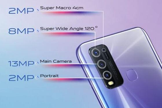 Kelebihan Vivo Y50 Kamera 8785a
