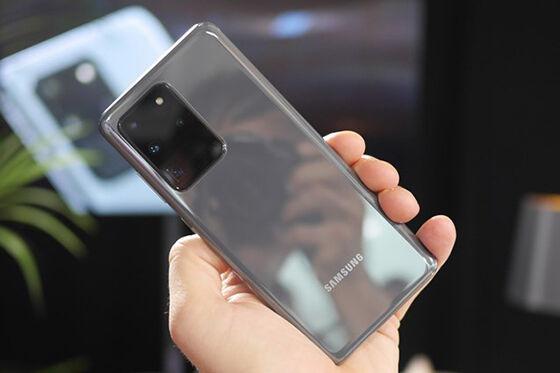 Hp Terbaik 2020 Samsung S20 Ultra 98e59