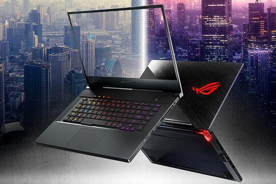 Harga Laptop Asus Rog Zephyrus S Gx502 Ad3fd