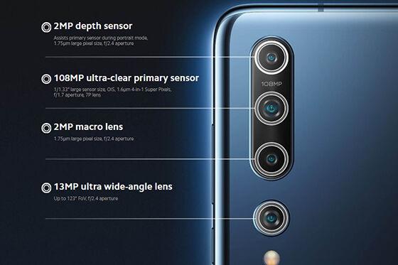 Kelebihan Xiaomi Mi 10 Kamera B450d