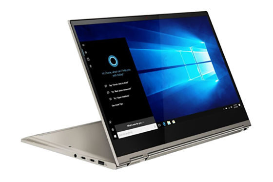 Laptop Untuk Desain Grafis Lenovo Yoga C930 96f82