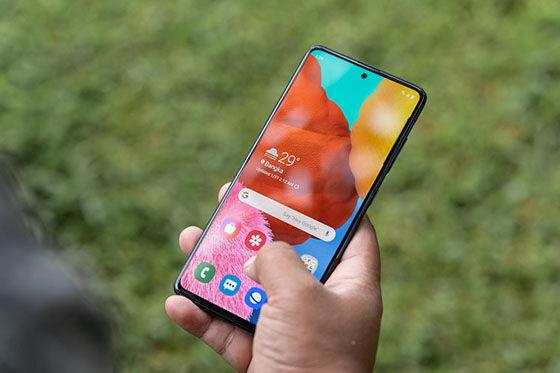 Kekurangan Samsung A31 Layar Ea2f0