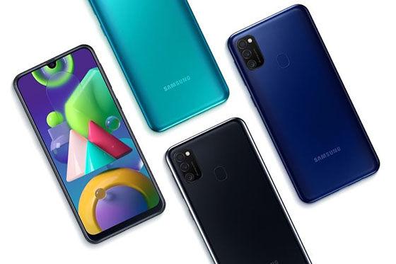 Harga Spesifikasi Samsung M21 3923c