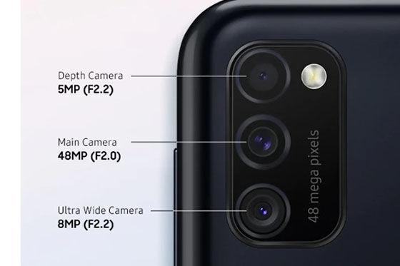 Kelebihan Samsung M21 Kamera C39d0