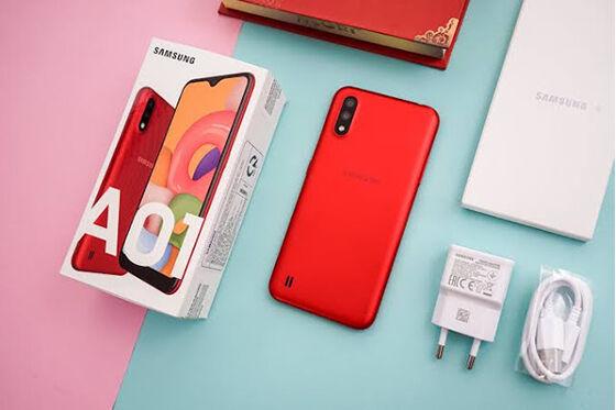 Hp Samsung Terbaru Samsung A01 A95c5
