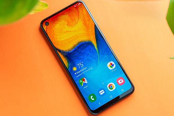 Hp Samsung Terbaru Samsung A21s 2748e