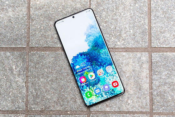 Hp Samsung Terbaru Samsung S20 Plus 16916