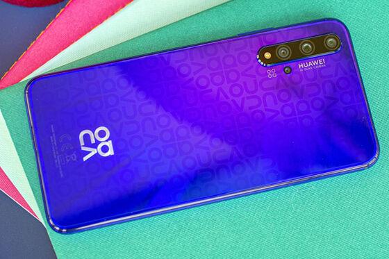 Harga Hp Huawei Terbaru Nova 5t 375f8