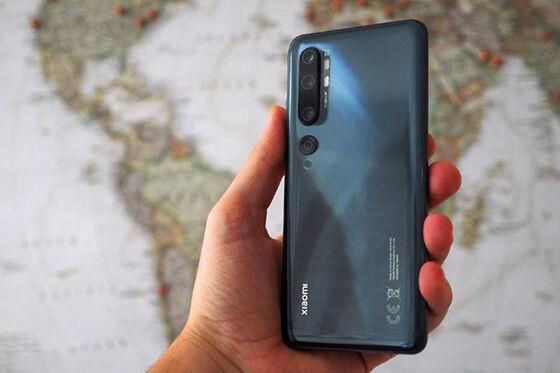Hp Xiaomi Terbaru Mi Note 10 A30f7