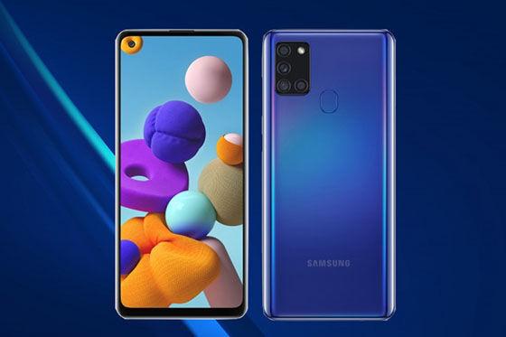 Hp 3 Jutaan Samsung Galaxy A21s 00c6d