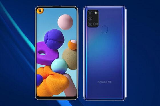 Hp Ram 3gb Samsung Galaxy A21s 8c342