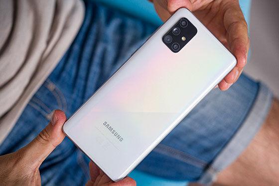 Hp Ram 8gb Samsung Galaxy A71 166ad