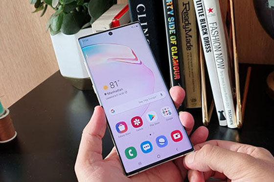 Hp Full Screen Samsung Galaxy Note 10 Plus 01c96