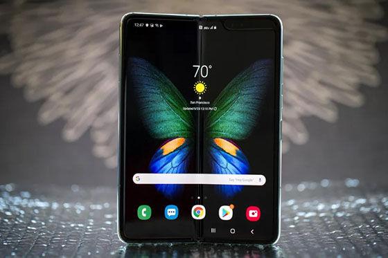 Hp Layar 7 Inci Samsung Galaxy Fold E9715