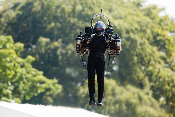 Film Sci Fi Jadi Kenyataan Jetpacks Custom 2b386