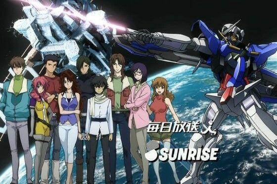 Urutan Gundam Gundam 00 1d7a3