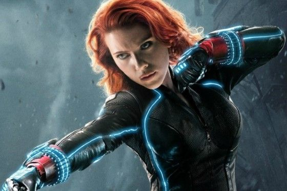 Villain Mcu Jadi Superhero Black Widow Bc183