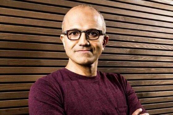 Satya Nadella Microsoft 62281