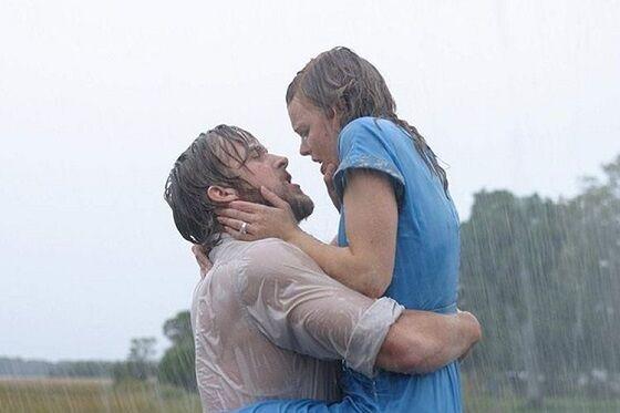 Ryan Gosling Dan Rachel Mcadams Di Film The Notebook 54537