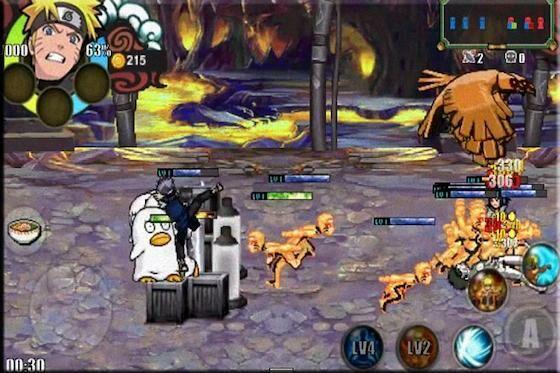Kumpulan Naruto Senki Mod Apk 7d426