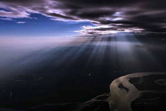 Foto Fantastis Dari Pesawat 10