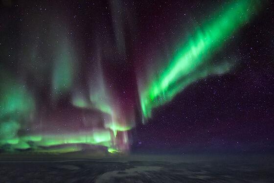 Foto Fantastis Dari Pesawat 13