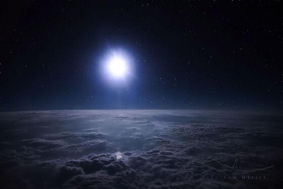 Foto Fantastis Dari Pesawat 14