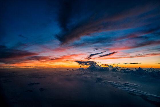 Foto Fantastis Dari Pesawat 15