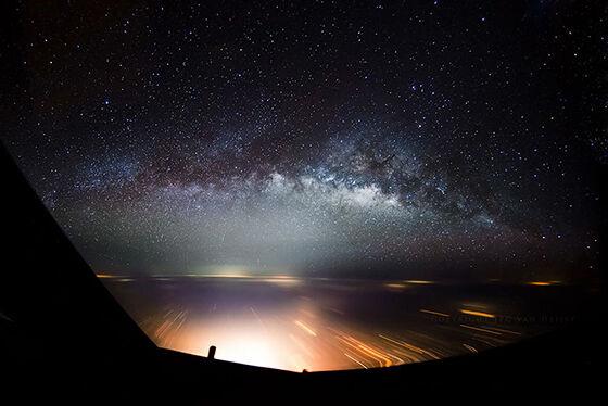 Foto Fantastis Dari Pesawat 3
