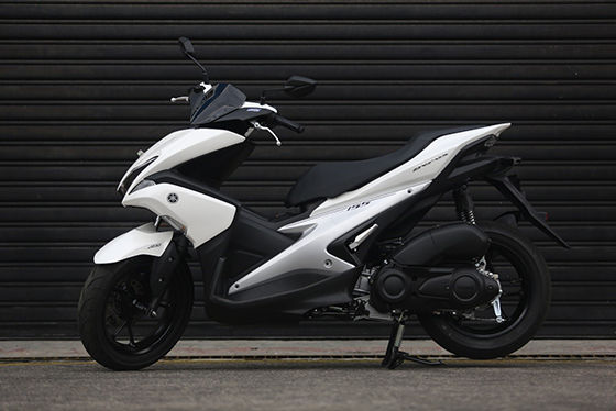 Yamaha Aerox Vva 3