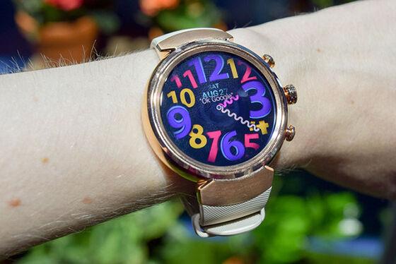 Asus Zenwatch Tutp Produksi