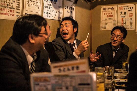 Foto Pekerja Jepang 12
