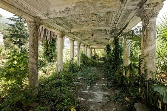 Foto Kota Mati Karena Kekuatan Alam 2