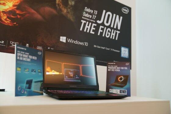 Jajaran Laptop Canggih Gigabyte Computex 2018 1 5a582