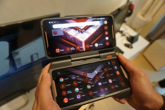 Rog Phone Vs Black Shark Vs Razer Phone 5 34607