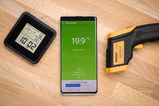 Hp Samsung Termometer 1af9b