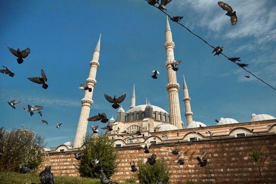 Gereja Terbesar Di Dunia Menjadi Masjid A8913