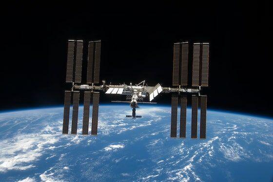 Stasiun Luar Angkasa Ecaa2