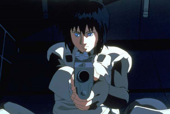 Ghost In The Shell E5f03