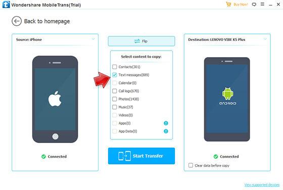 Cara Pindahkan Data Iphone Ke Android 5