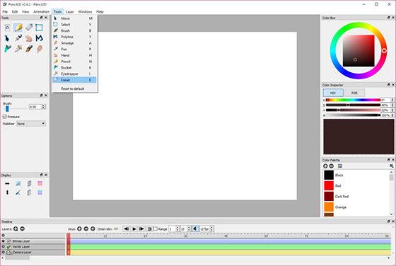 Aplikasi Membuat Video Animasi Di Laptop Pencil2d 896f5