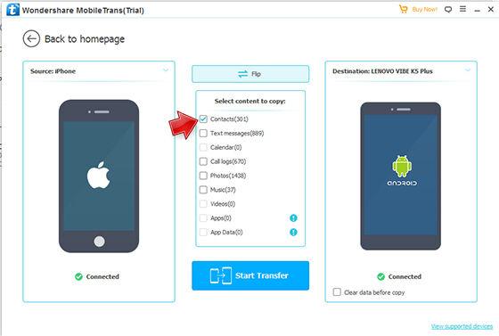 Cara Pindahkan Data Iphone Ke Android 4