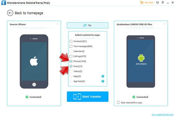 Cara Pindahkan Data Iphone Ke Android 6