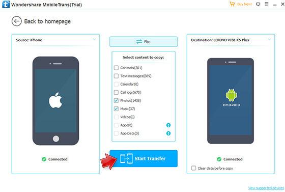 Cara Pindahkan Data Iphone Ke Android 61