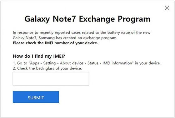 Samsung Galaxy Note 7 Meledak 1