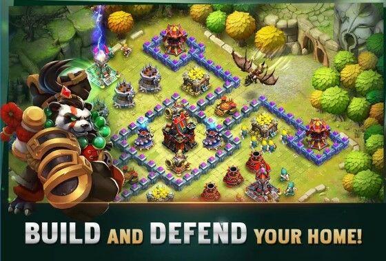 Game Strategi Mirip Clash Of Clans Coc 15 785d0