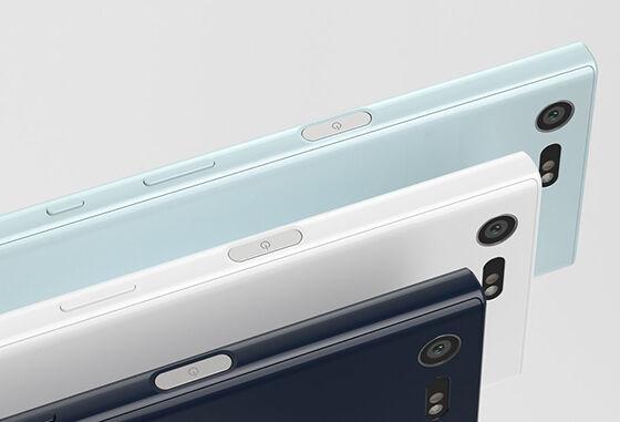 Harga Sony Xperia X Compact Desain